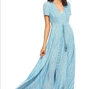 Super flowy summer dress